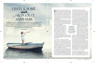 Časopis Marianne Na cestách